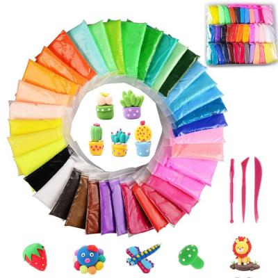 Simuer 36 Pack Modeling Clay Fluffy Slime