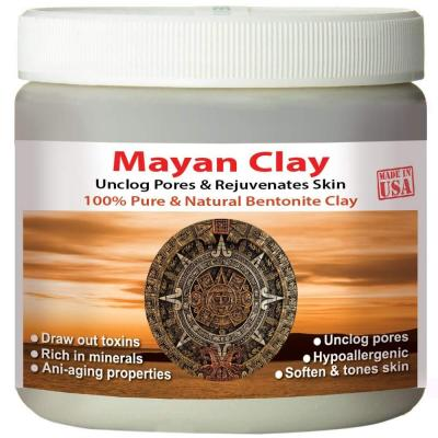 Mayan Pure Indian Healing Clay