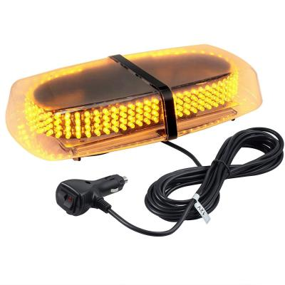 Justech 240led Ámbar Led Luz De Advertencia Estroboscópica 12v Luces De Advertencia De Emergencia Del Coche