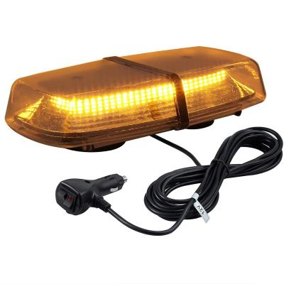 72 Led Luz Estroboscópica De Advertencia 8 Modos De Flash Con 5 Metros Cable De Interruptor Toma De Mechero Luz Ambar De Emergencia Para 12v 24v Coche