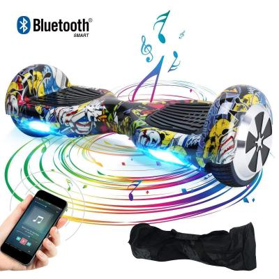 Windgoo Hoverboard 6.5 Balance Board Patinete Eléctrico Scooter Talla LED