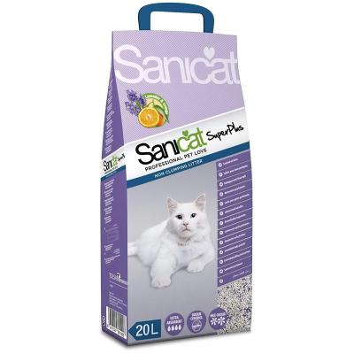SANICAT Superplus Arena Absorbente de Gatos